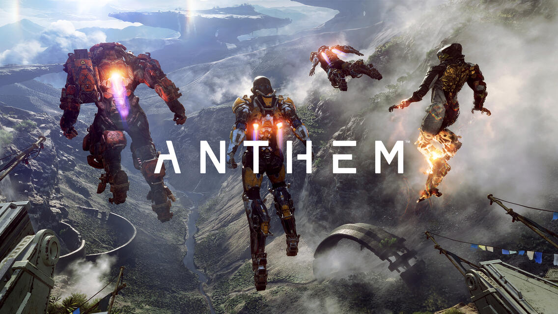 Anthem Legion of Dawn Edition