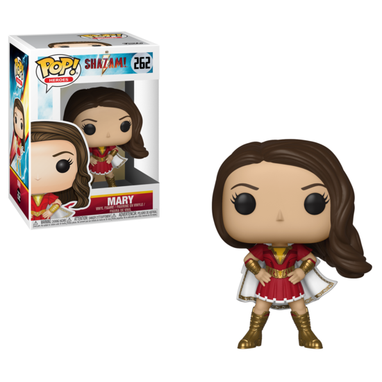 Shazam - POP!-Vinyl Figur Mary