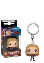 Captain Marvel - Pocket POP! Schlüsselanhänger Captain Marvel