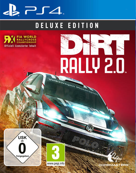 dirt rally 2 0 deluxe edition. Black Bedroom Furniture Sets. Home Design Ideas