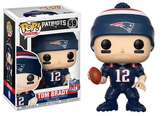 NFL - POP!-Vinyl Figur Tom Brady