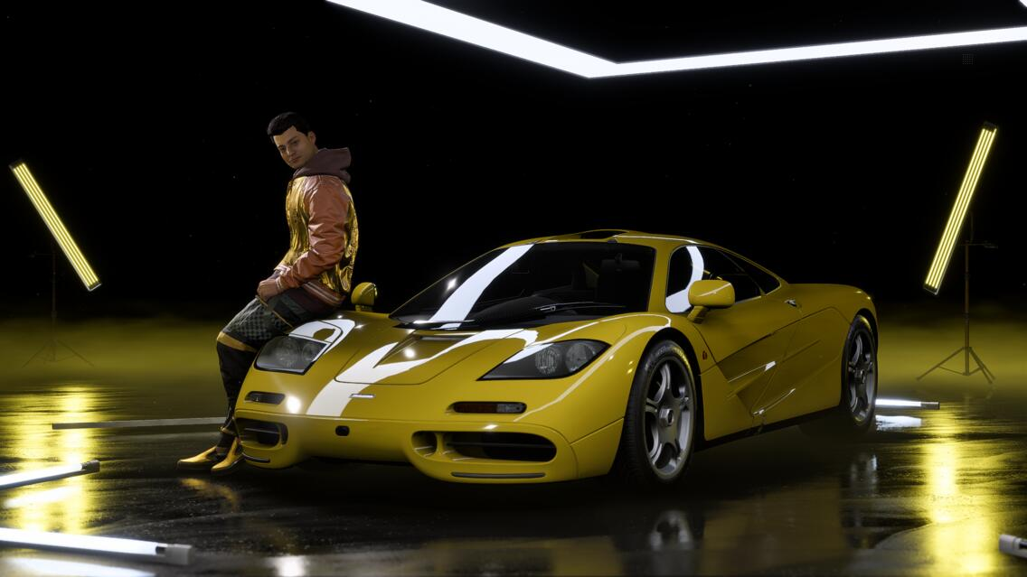 Need for Speed Heat Screenshot