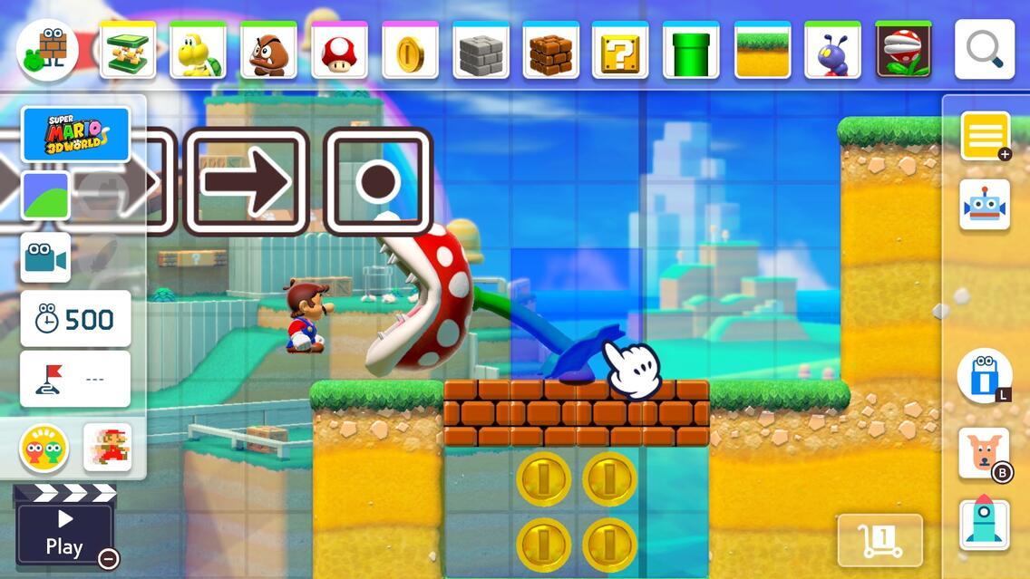 Super Mario Maker 2 Gamestopat