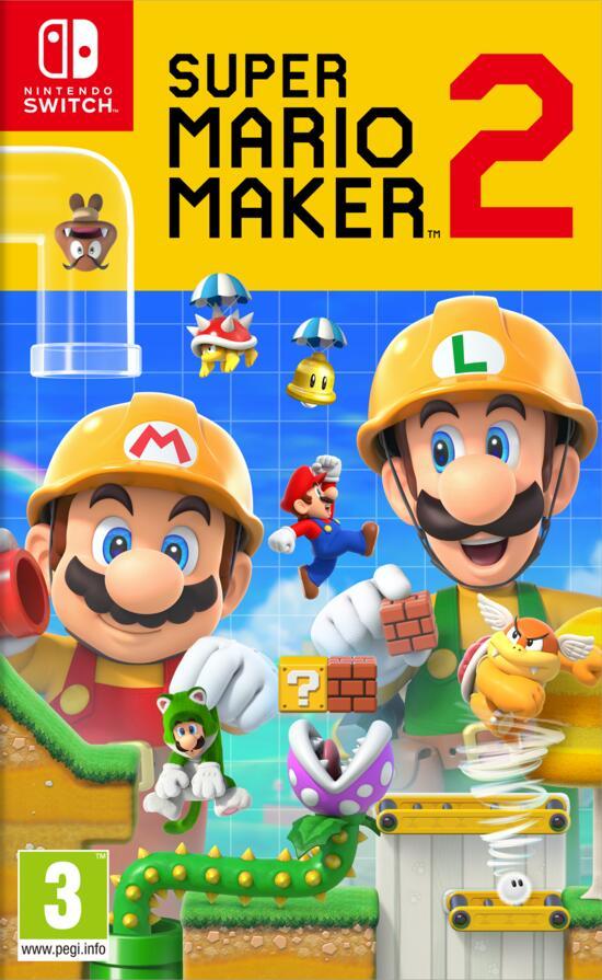 8d0f9f3d1d Super Mario Maker 2 | GameStop.at