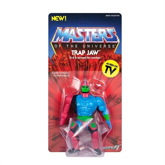 Masters of the Universe - Actionfigur Trrap Jaw