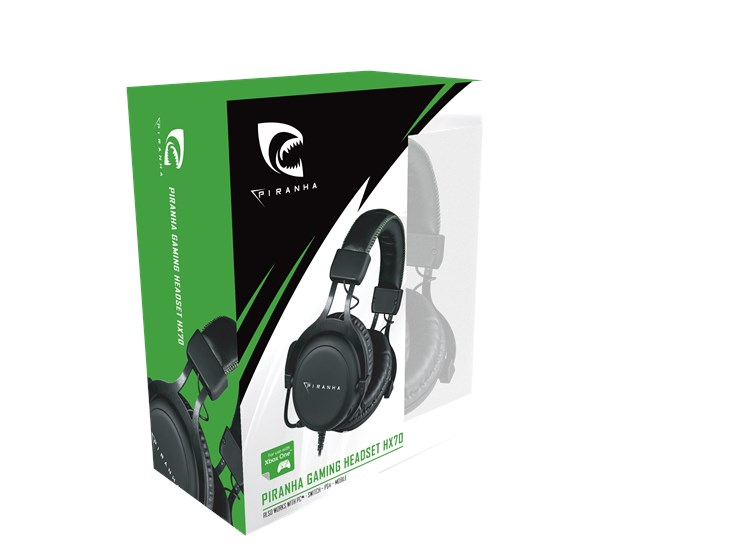 Piranha Gaming Headset HX70
