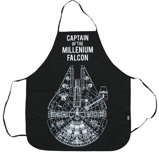 Star Wars - Kochschürze Millenium Falcon