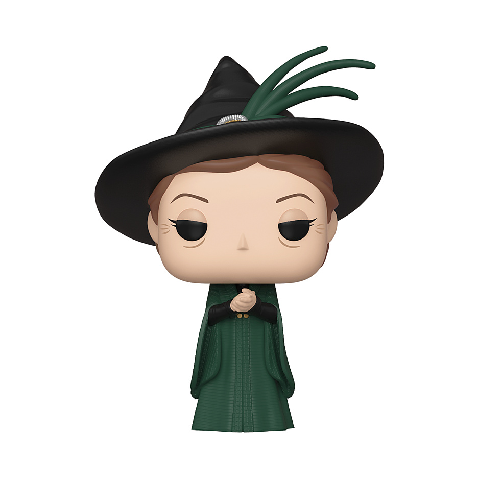Harry Potter - POP!-Vinyl Figur Weihnachtsball Professor McGonagall