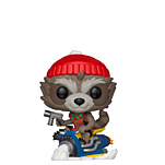 Marvel - POP!- Vinyl Figur Feiertags Rocket