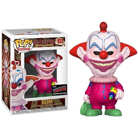 Killer Klowns from Outer Space - POP!-Vinyl Figur Slim (NYCC 2019 Limited Edition)