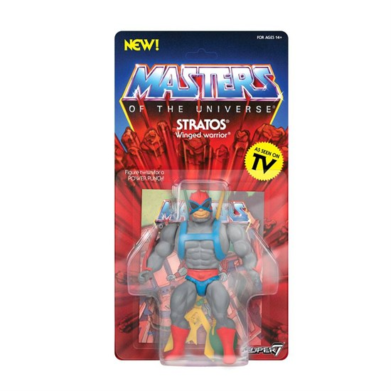 Masters of the Universe - Actionfigur Stratos