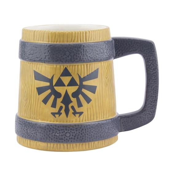 The Legend Of Zelda - Bierkrug Hyrule Wappen