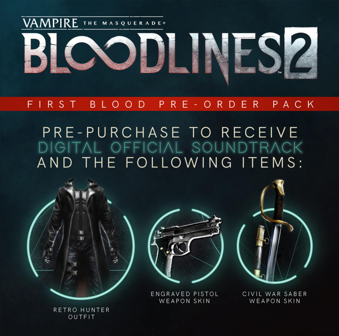 Vampire: The Masquerade Bloodlines 2 - First Blood Edition