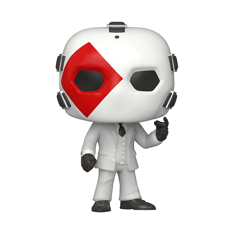 Fortnite - POP!-Vinyl Figur Wildcard (Diamant)