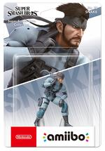 amiibo Figur Super Smash Bros. Snake