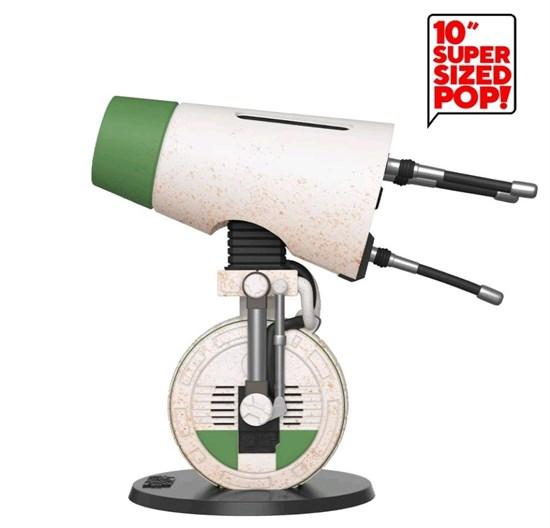 Star Wars - POP!-Vinyl Figur D-0