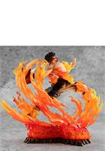 One Piece - Statue Portgas D. Ace (only online!)