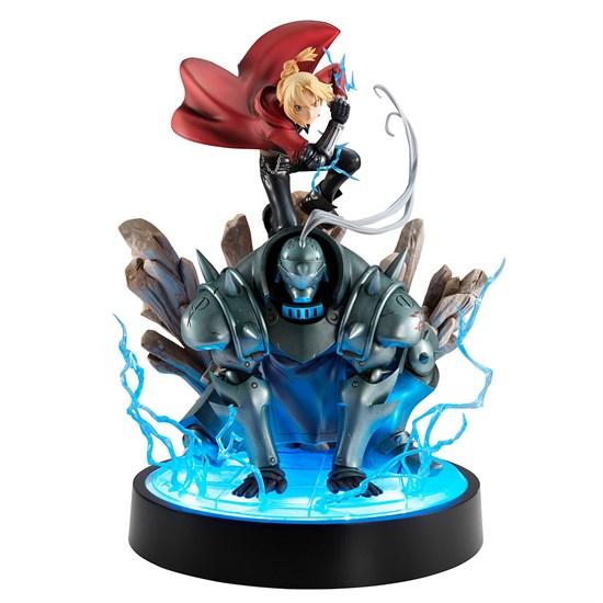 Fullmetal Alchemist - Statue Edward und Alphonse (only online!)