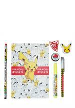 Pokémon - Schreibset 7-teilig