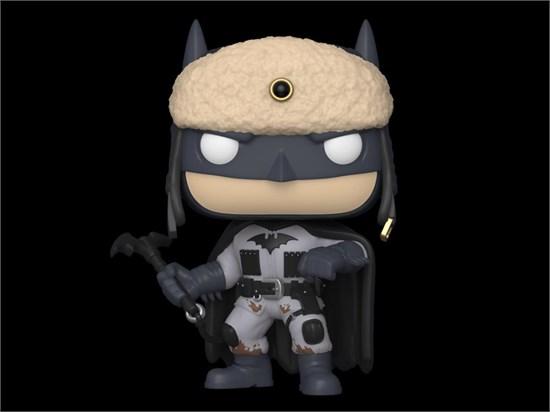 Batman - POP!-Vinyl Figur Red Son
