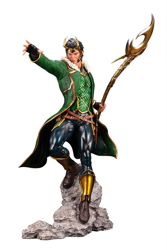 Marvel Thor - Statue Loki (Vorbestellbar bis 30.09.2019)
