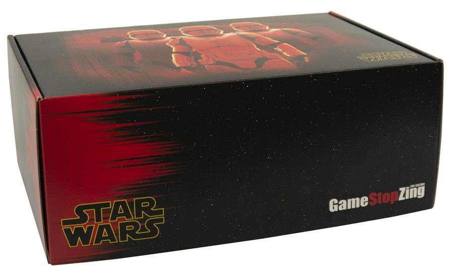 Star Wars - Box Dunkle Seite
