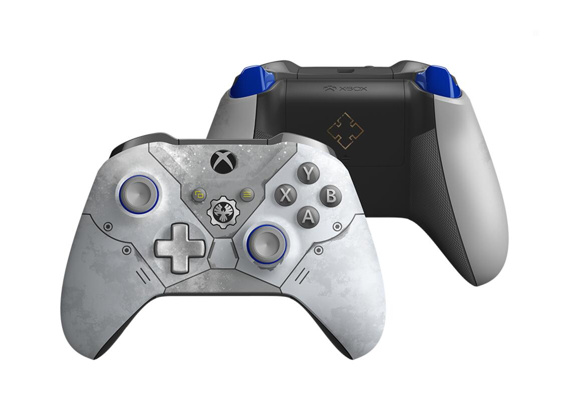 Xbox One Wireless Controller Gears 5 Kiat Diaz Limited Edition