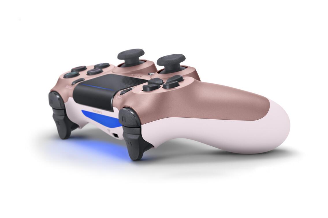 PS4 Dualshock 4 Controller Rose Gold