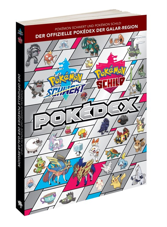 Pokémon Schwert und Pokémon Schild  Der offizielle Pokedex der Galar Region