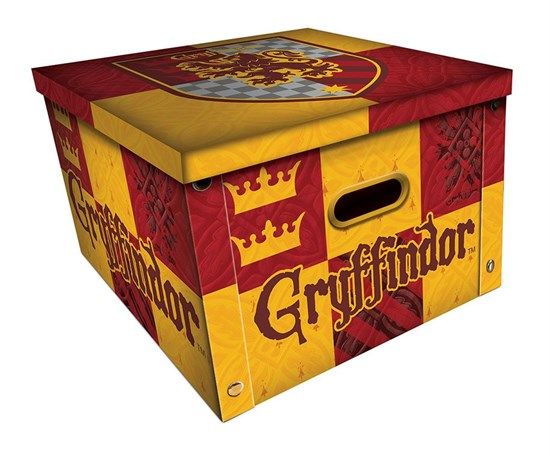 Harry Potter - Aufbewahrungsbox Gryffindor (only online!)