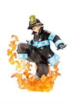 Fire Force - Statue Shinra Kusakabe (Vorbestellbar bis 16.09.2019)