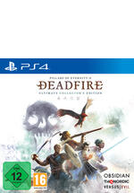 Pillars of Eternity II: Deadfire Collector's Edition (only online!)