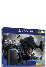 PlayStation 4 Pro 1 TB Konsole inkl. Call of Duty: Modern Warfare