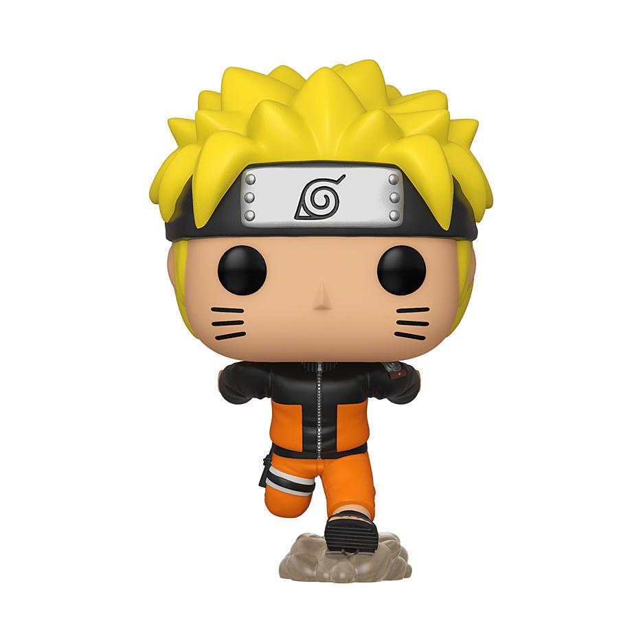 Naruto Shippuden - POP! Vinyl-Figur Naruto Uzumaki