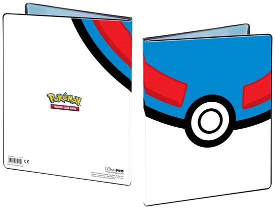 Pokémon Sammelkartenspiel: 4-Pocket Portfolio Superball