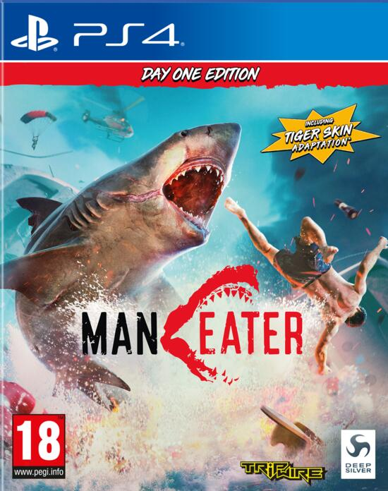 Maneater (Day-One-Edition)