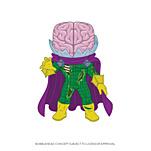 Marvel - POP!- Vinyl Figur Zombie Mysterio