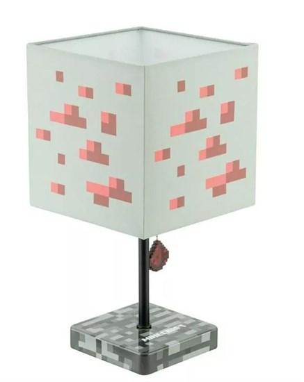 wie baut man ein redstone lampen
